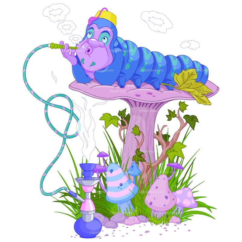 Alice In Wonderland Clip Art Free - ClipArt Best