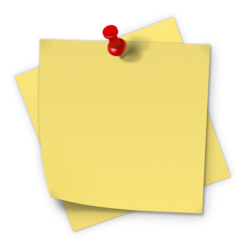 Post It Png