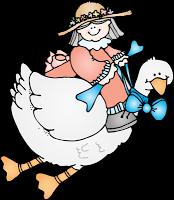 Mother Goose Clip Art - ClipArt Best