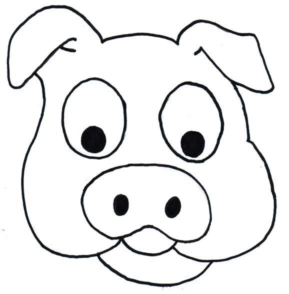 Easy Farm Animal Face Painting