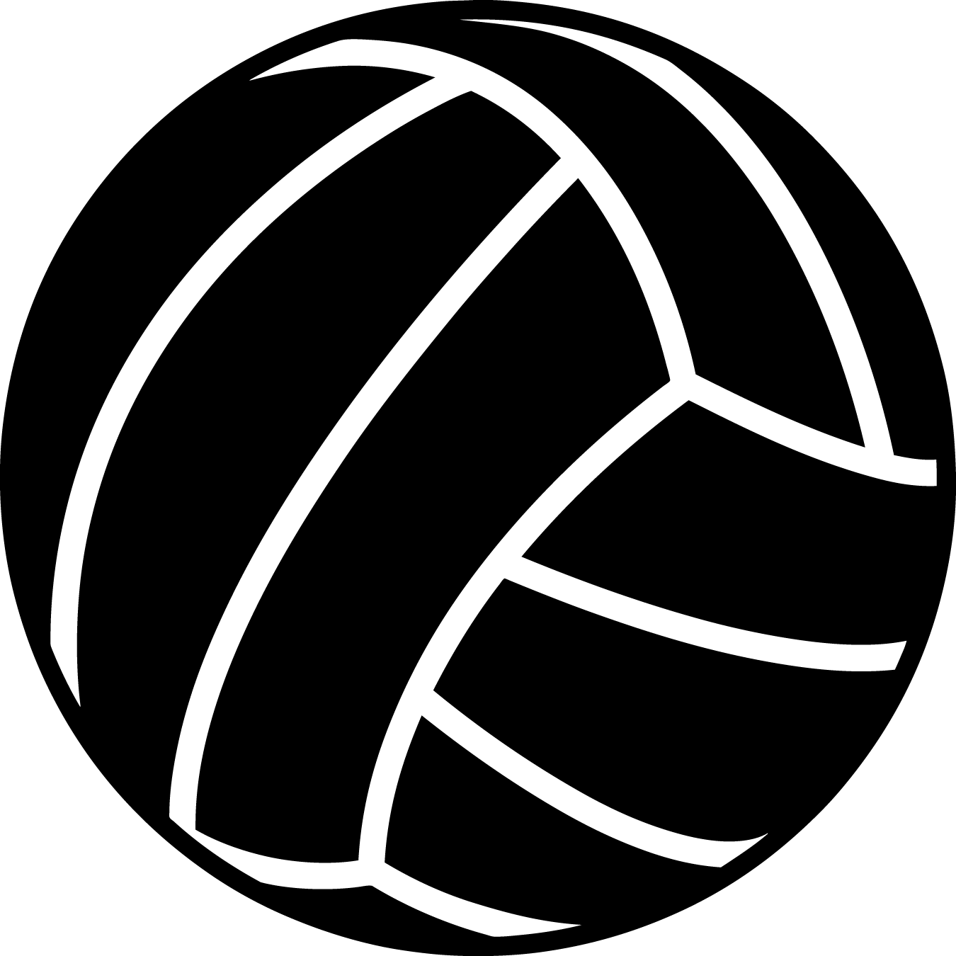 volleyball clipart vector - photo #21