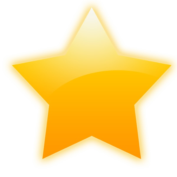 Yellow Star Picture - ClipArt Best