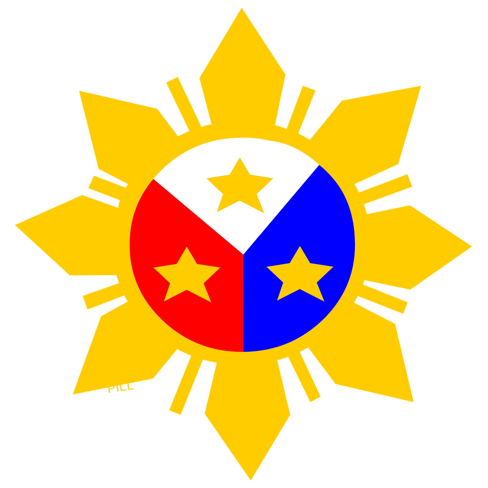 philippines sun vector clipart best