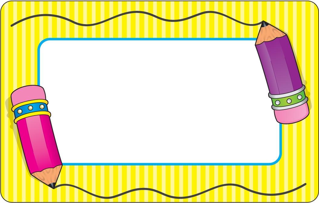 homework clipart border