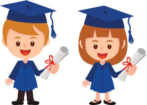 Cartoon Graduation - ClipArt Best