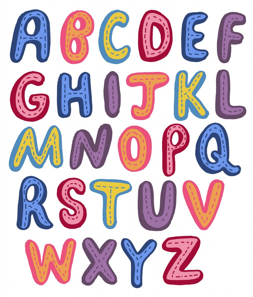 Animated Alphabet Letters - ClipArt Best