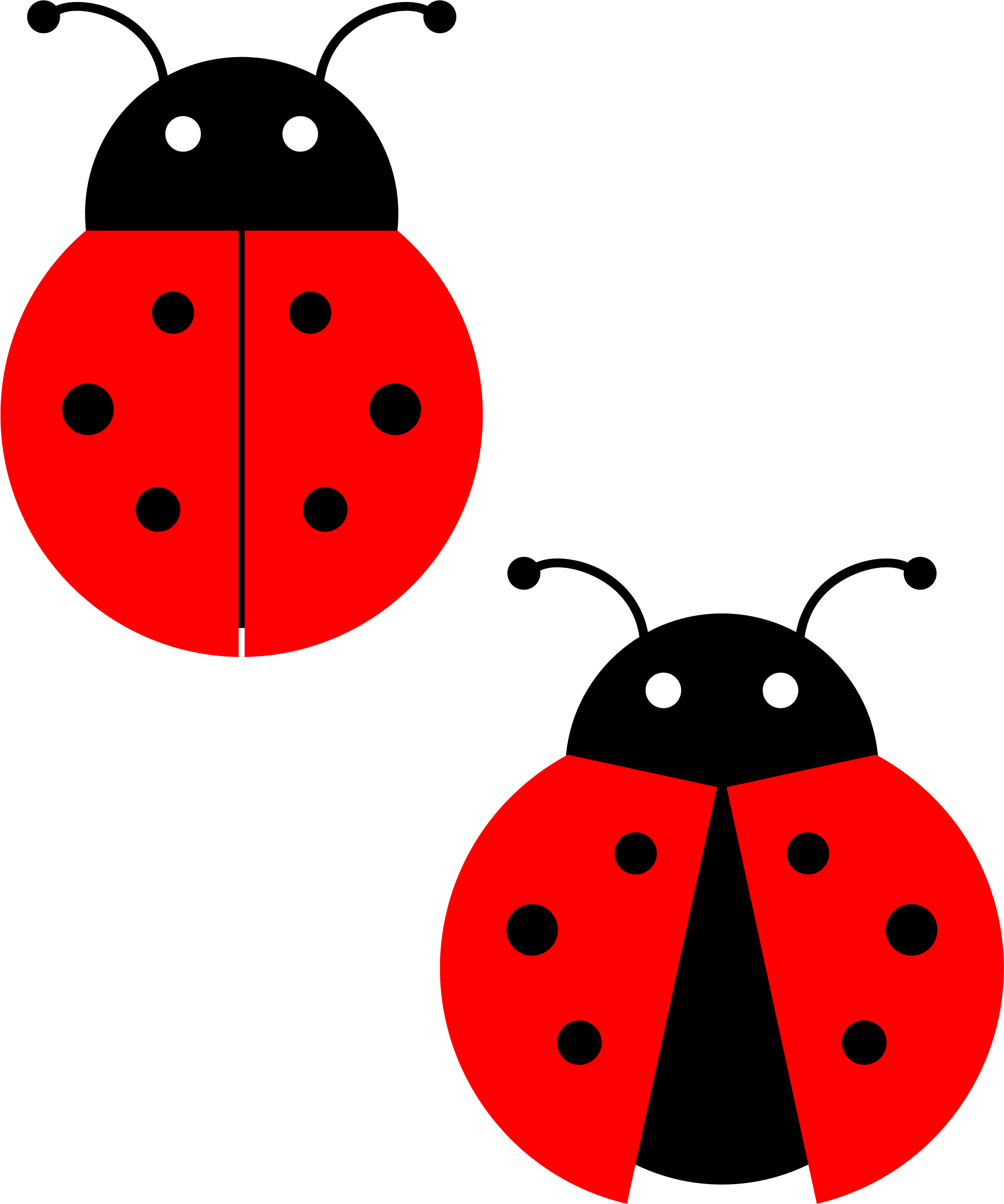 Cute Lady Bug - ClipArt Best