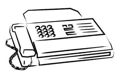 how to test your fax machine