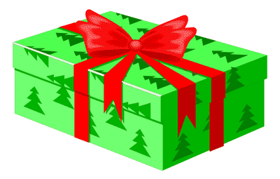 Clipart for christmas presents