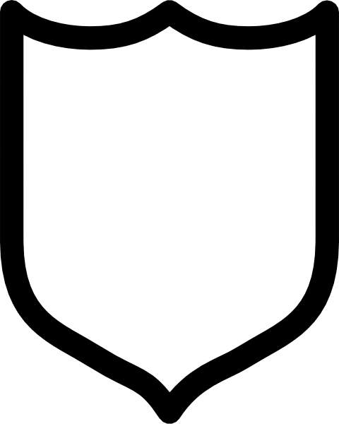 Blank Family Crest - ClipArt Best