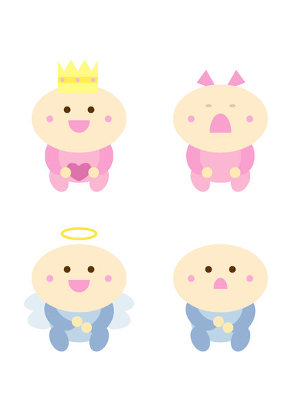 Baby Angel Cartoons - ClipArt Best