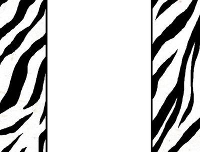 Zebra Border Clip Art Free Zebra Border Clip Art Free