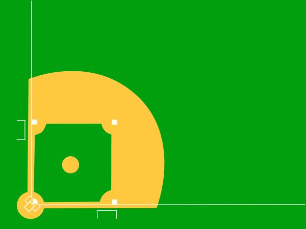 baseball field cartoon clipart best