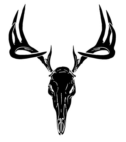 Deer Hunting Decals Stickers