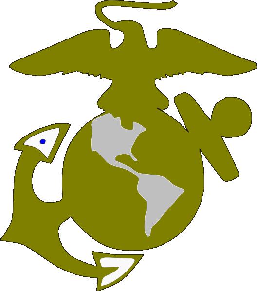 marine corps emblem clip art clipart best