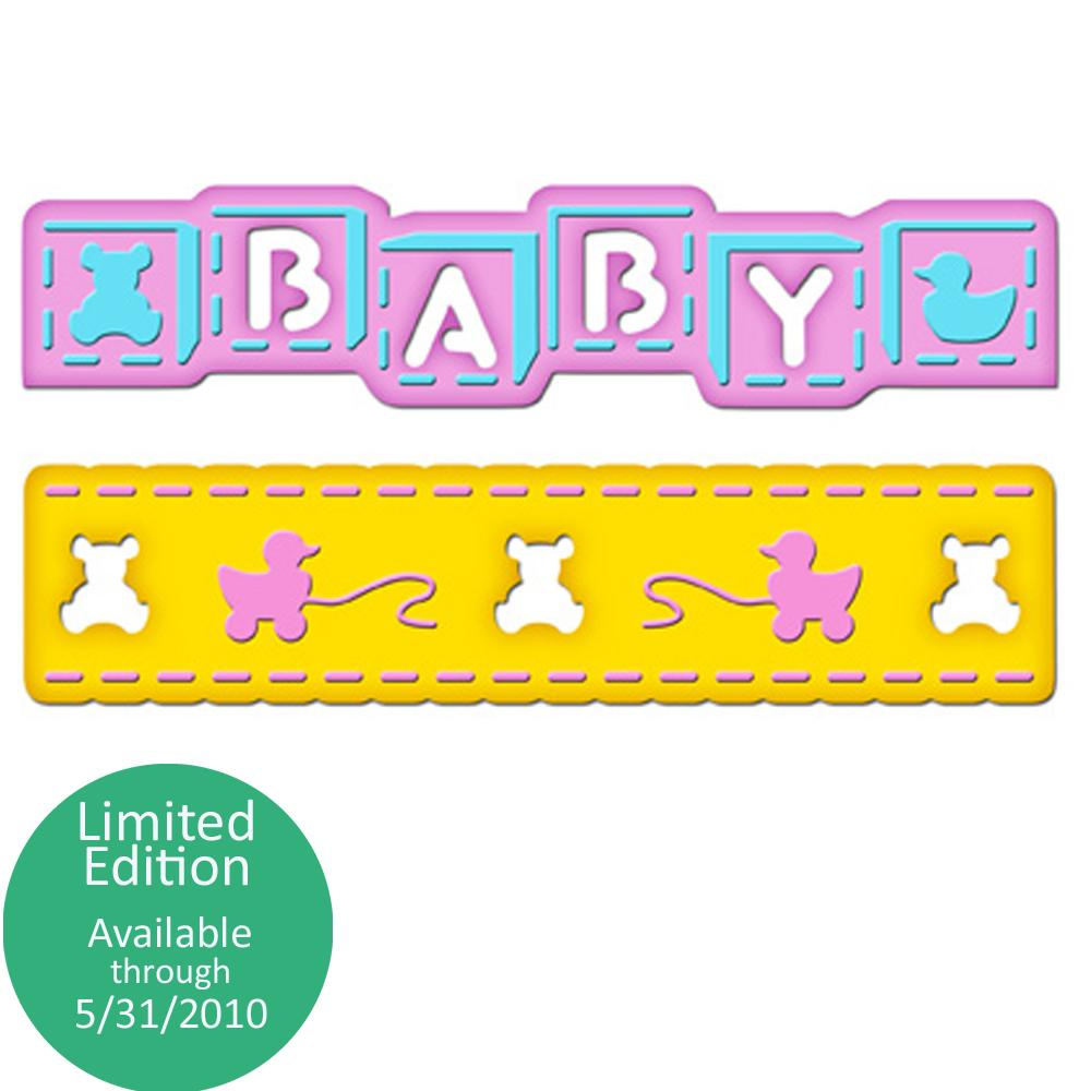 Baby Border Images - ClipArt Best