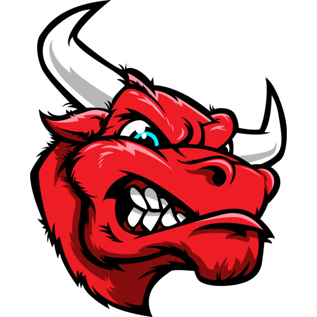 angry bull head logo - photo #21