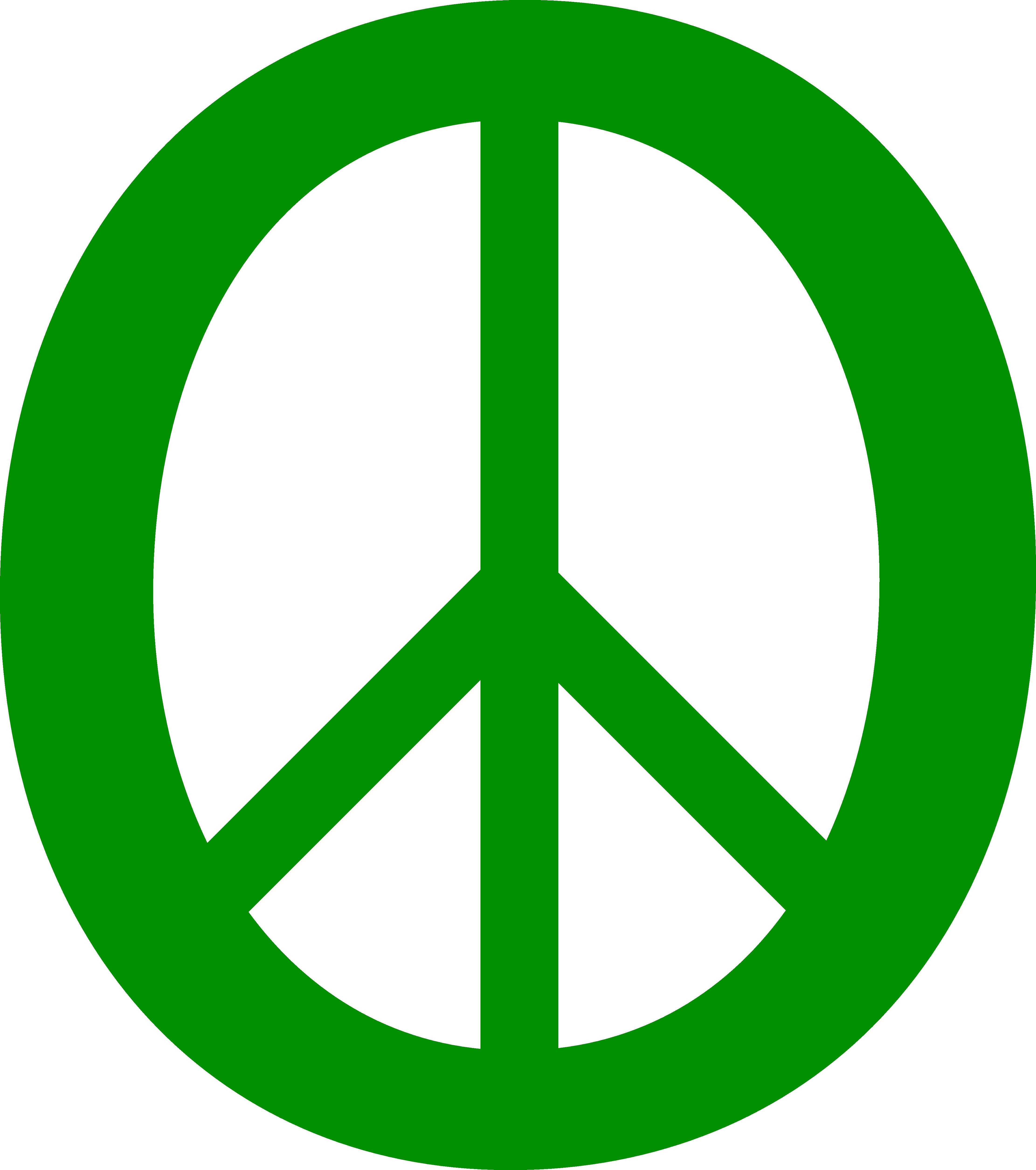 Islamic Green Peace Symbol 11 dweeb peacesymbol.org Peace ...