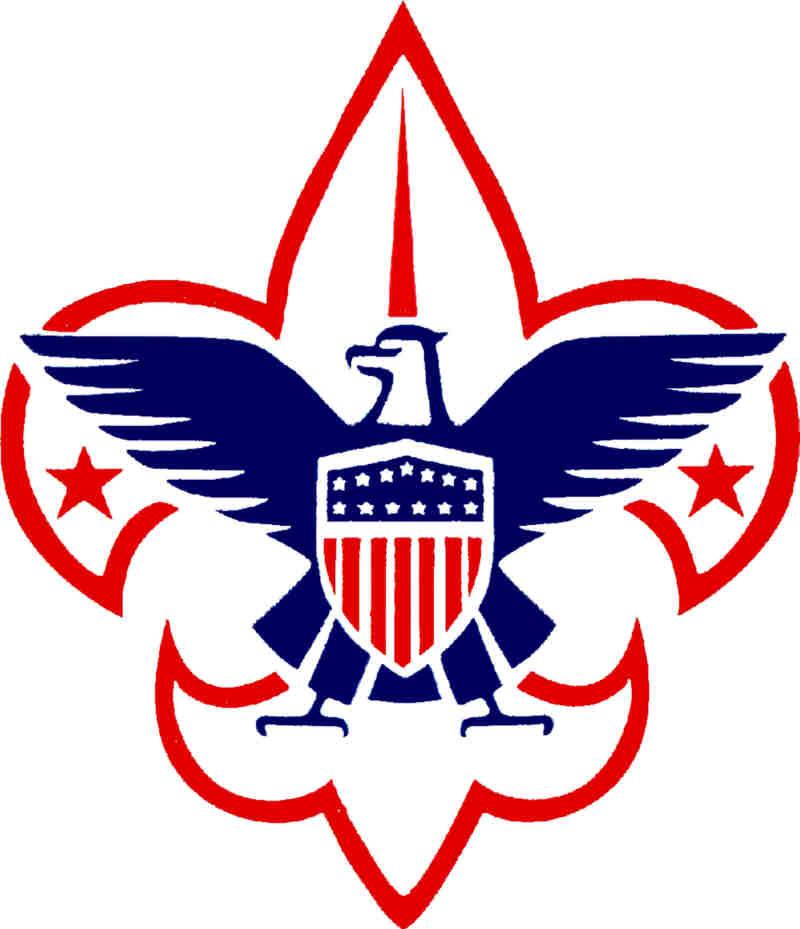Eagle Scout Logo Vector Boy scout symbol clip art