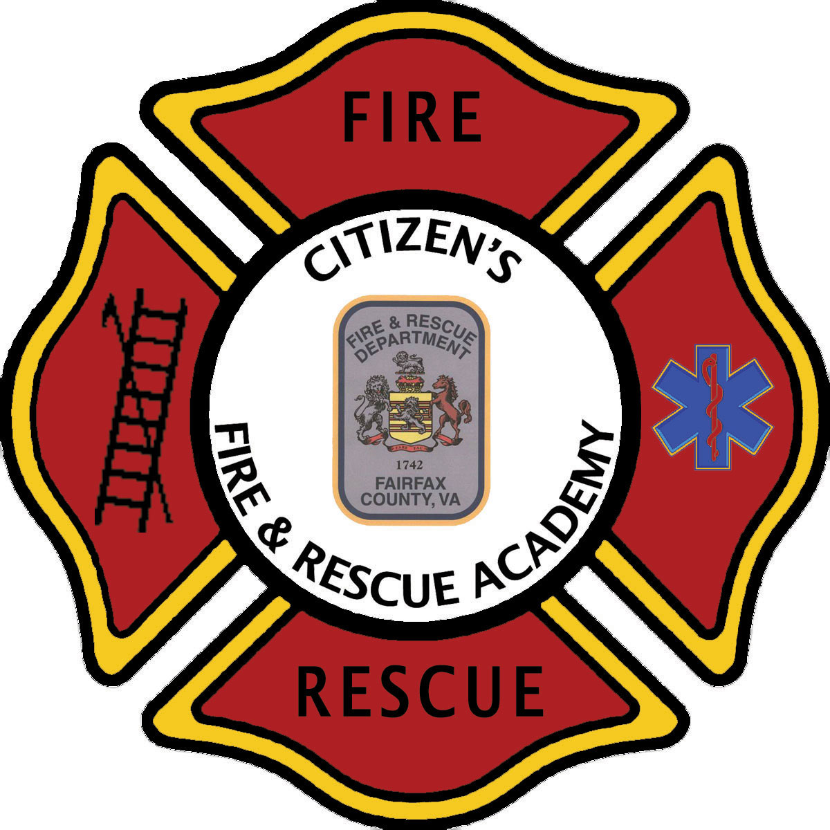 Fire and Rescue Home - Fairfax County, Virginia