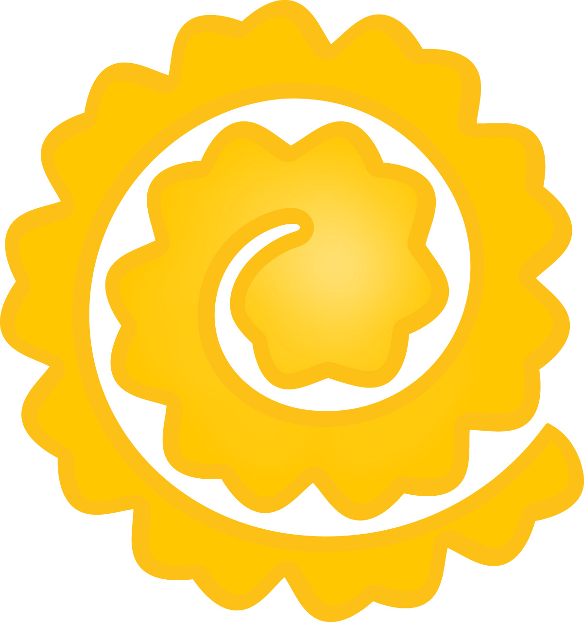 Flower Template To Cut Out - ClipArt Best