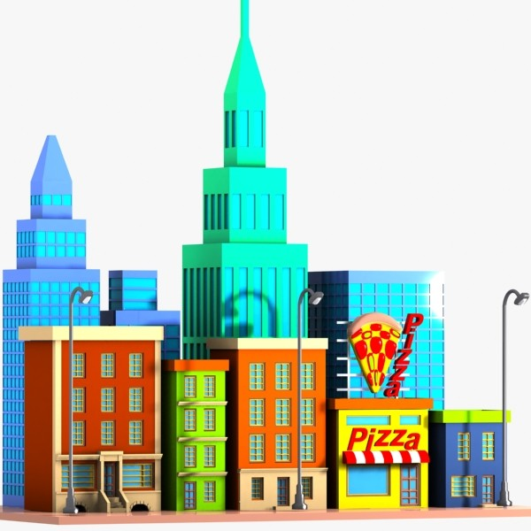 24 cartoon cityscape . Free cliparts that you can download to you ...