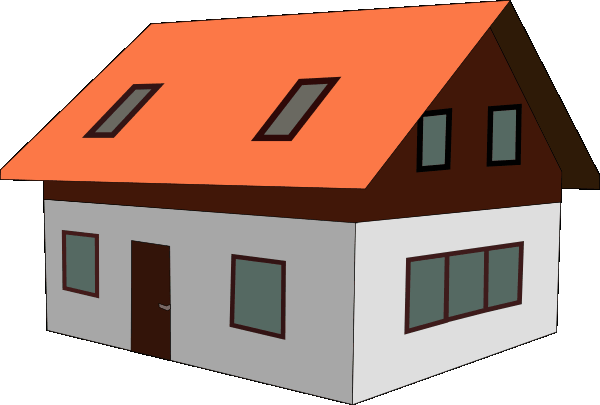 House images clip art clipart best for Best house images