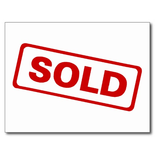 Sold Sign Clipart - ClipArt Best
