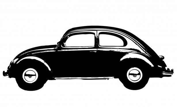 Vintage car clipart black and white - ClipartFox