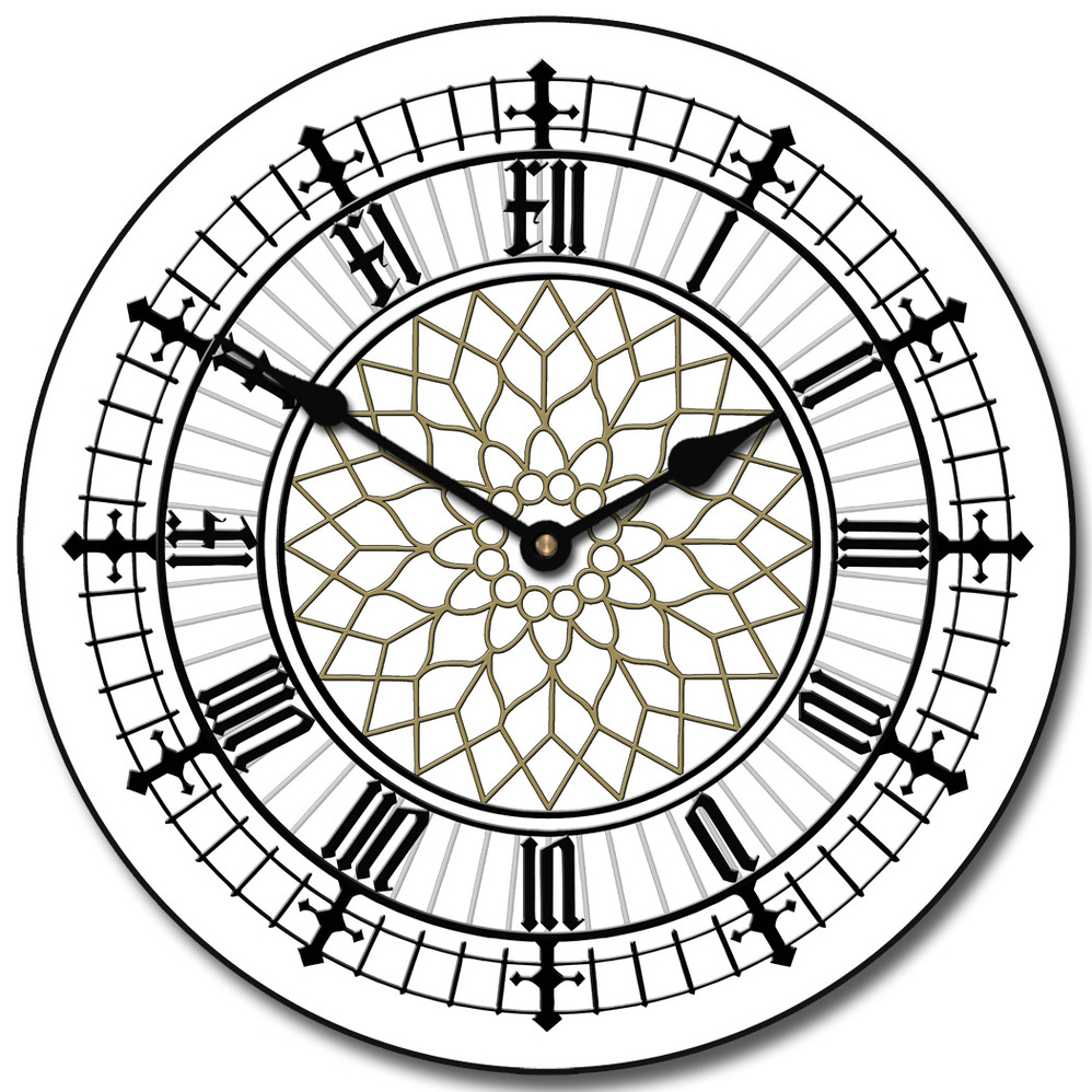 Drawing Of Big Ben Clock Clipart Best