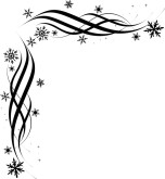 Snowflake Border Clipart Free - ClipArt Best