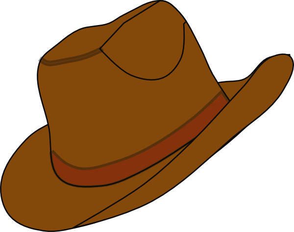 Indiana Jones Hat Clipart - ClipArt Best