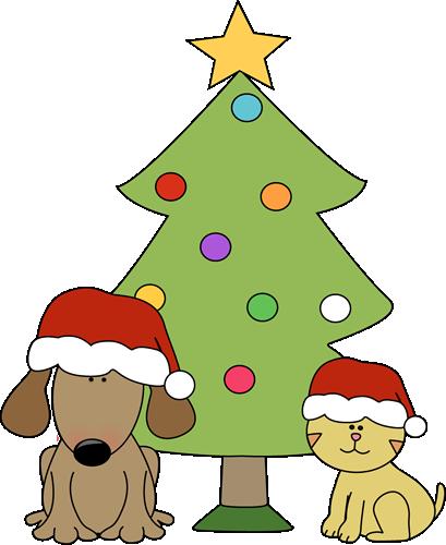 Christmas Animal Clip Art - ClipArt Best