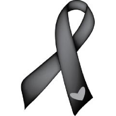 Skin Cancer Ribbon - ClipArt Best