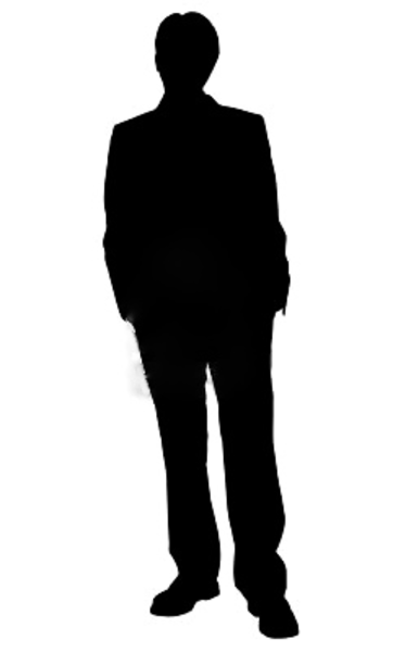 Silhouette Of Person | Free Download Clip Art | Free Clip Art | on ...