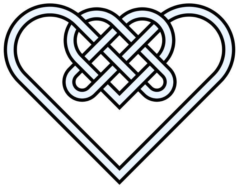 Double-heart-knot 10crossings.svg