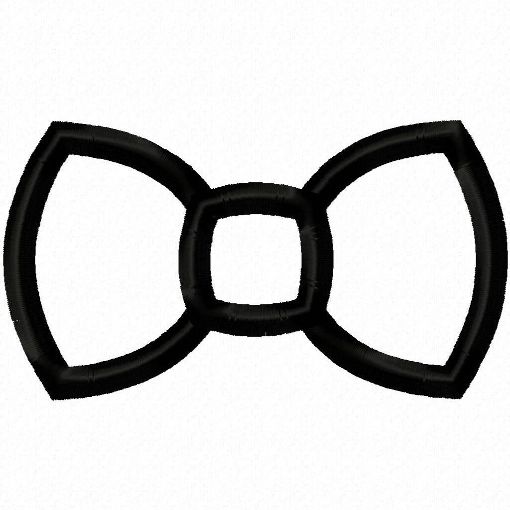 bow tie stencil