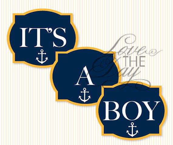 5 Best Images of Free Printable It's A Boy Sign - Baby Boy Free ...
