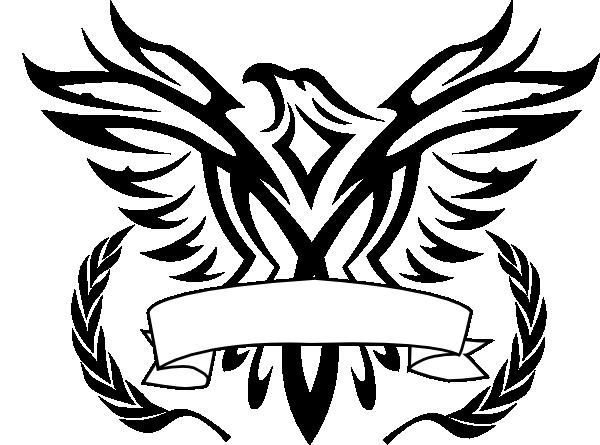 Eagle Mascot Logo Vector Art Download Vectors Clipart Best Clipart Best