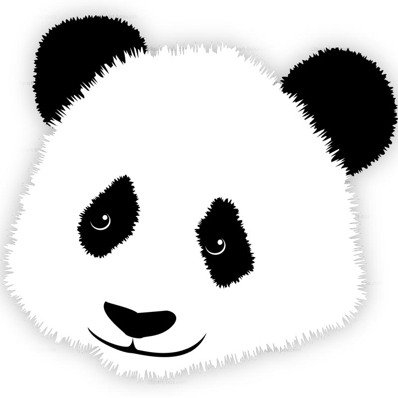 Cartoon Panda Head - ClipArt Best