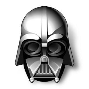 Darth Vader Icon | Free Images - vector clip art ...