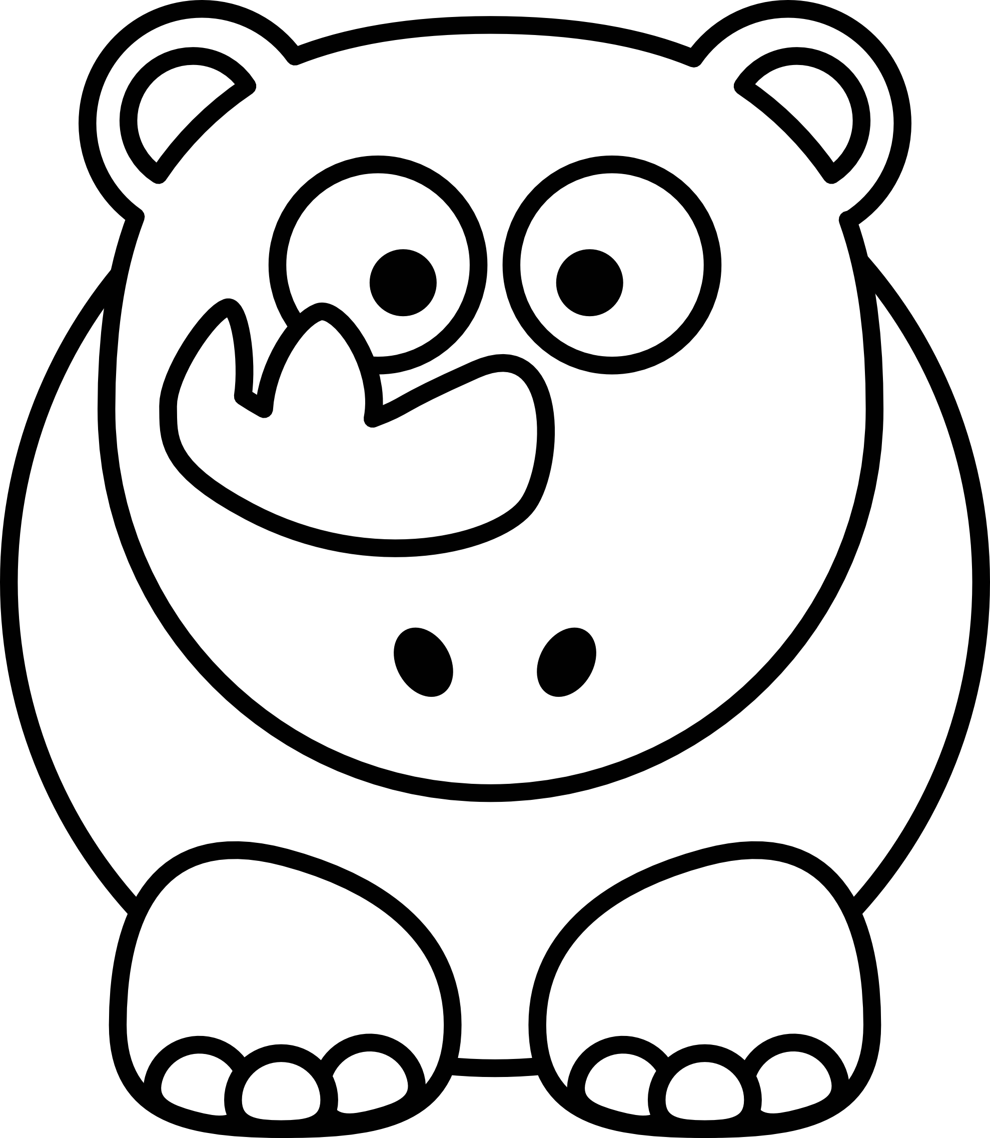 Line Drawing In Computer Graphics : Line drawing clip art free clipart best