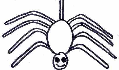 Spider Clipart For Kids Free Download Best Spider - Super Hero Mask Png  Transparent Png (#233839) - PinClipart