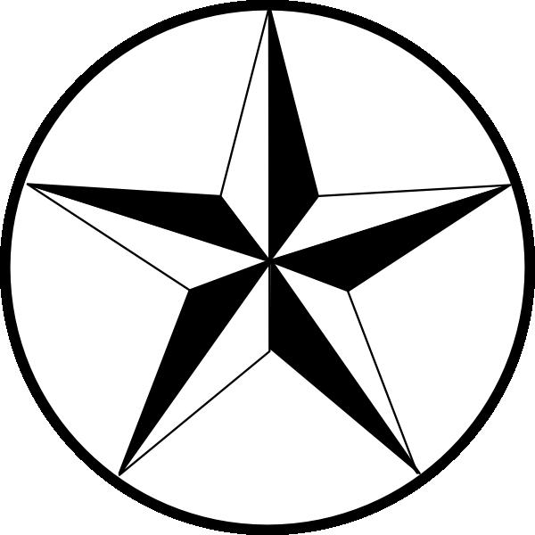 State of Texas Vector Logo Texas Star Clip Art