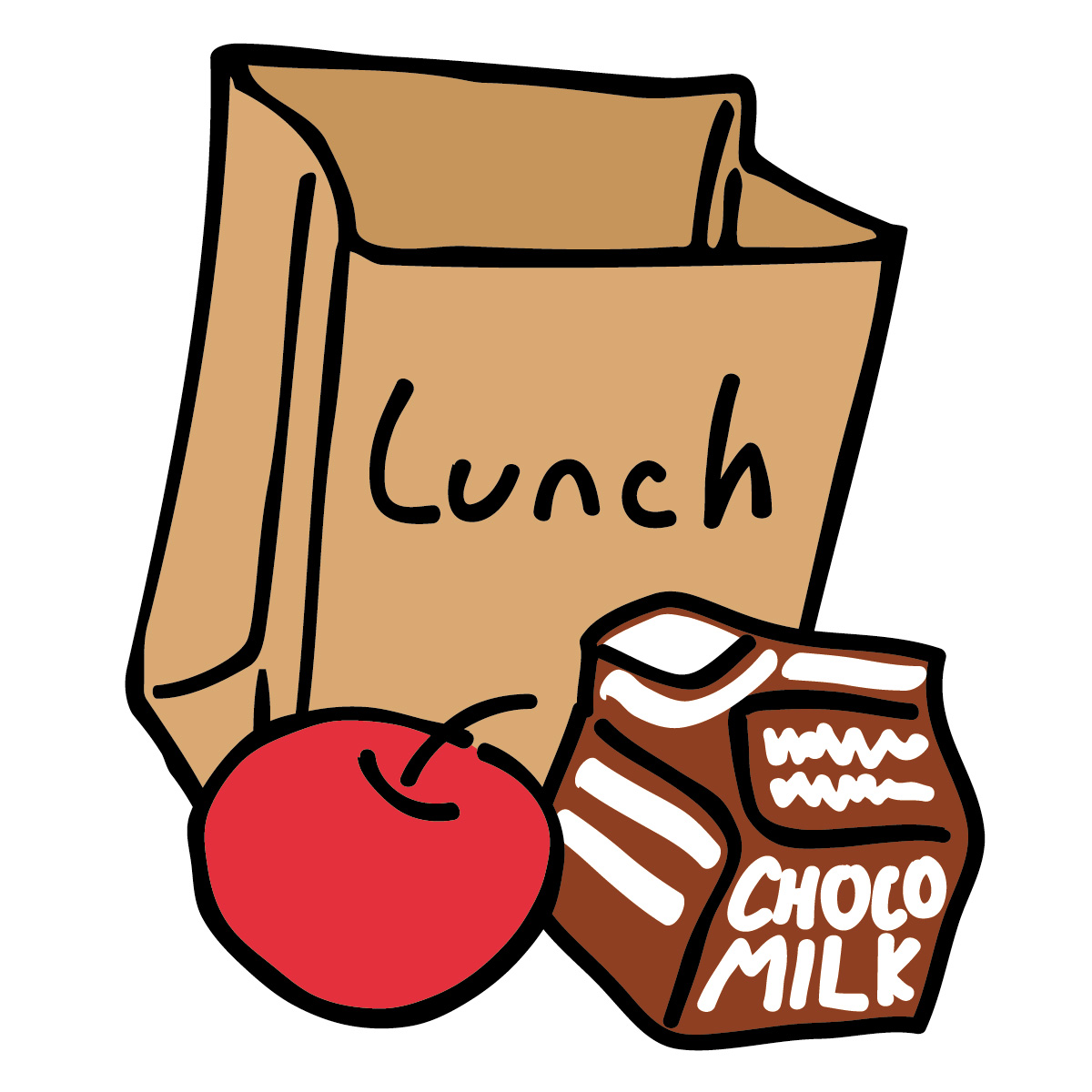 Lunch clipart pictures