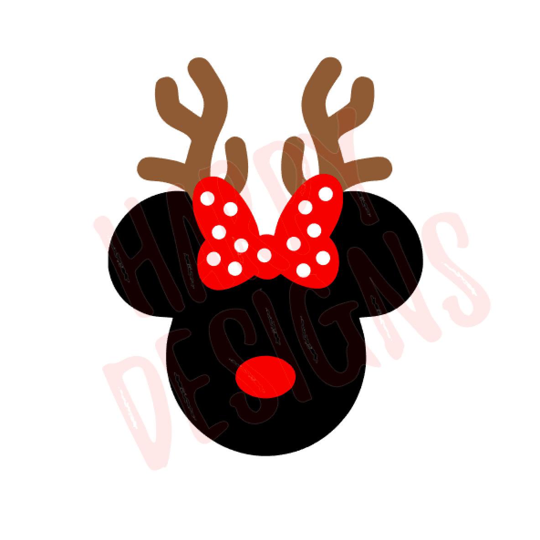 Minnie Mouse Silhouette File : Joy Studio Design Gallery - Best Design