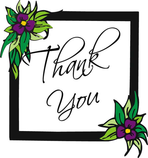 free online thank you clipart - photo #3