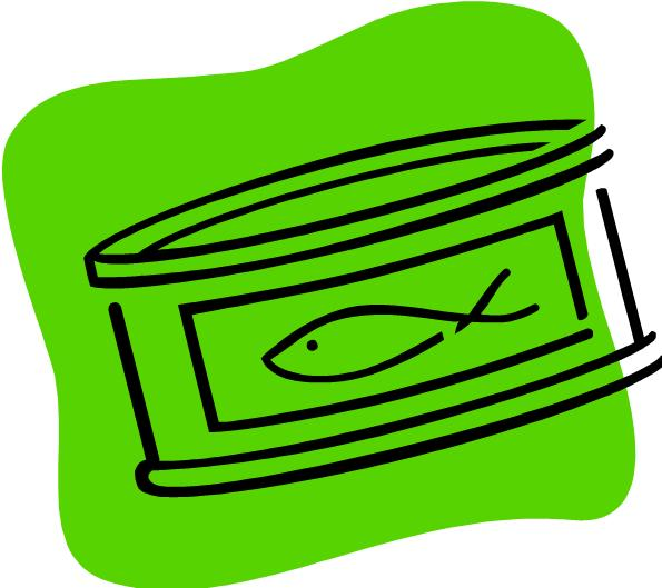 Canned Food Clip Art - ClipArt Best
