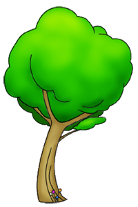 Tree White Background - ClipArt Best