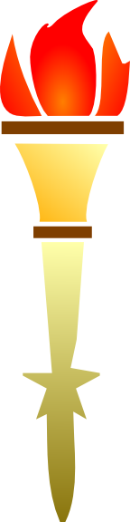 Olympic Torch Clipart - ClipArt Best